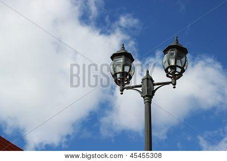 Old Style Street Light