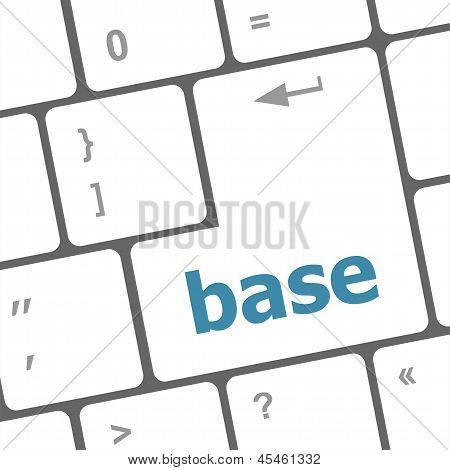 Conceptos de E-learning, para Computer Based Learning, mensaje en Intro de teclado