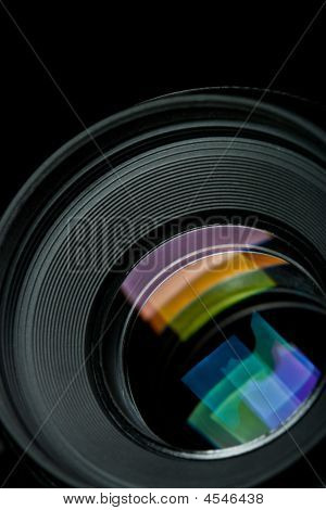 Closeup Camera Lens