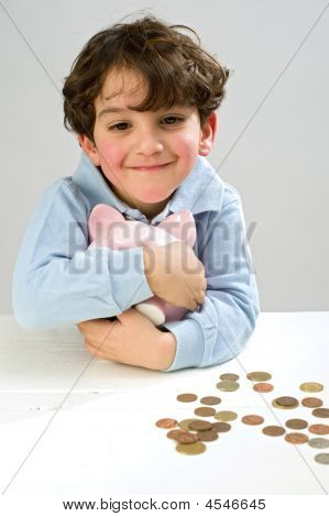 Boy Piggy Bank