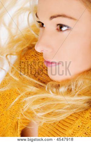 Retrato de mujer Sensual