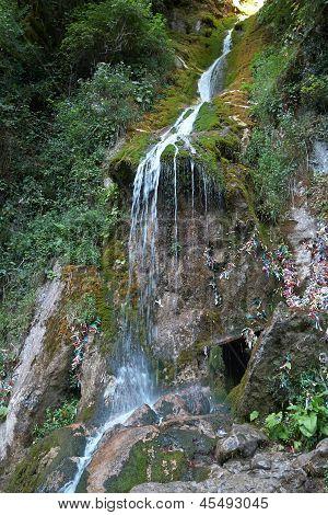 Waterfall Mountain