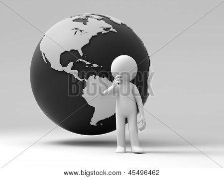 Thinking about earth