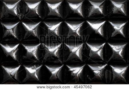 Metal pyramids texture