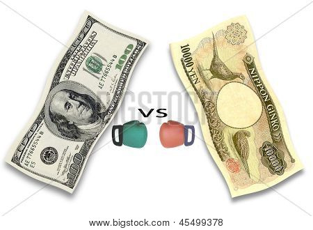 Money versus Money