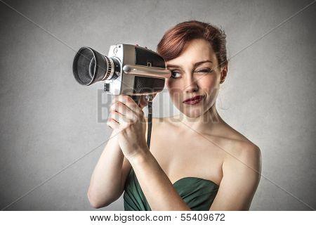 Cinema Girl
