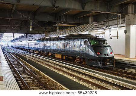 Limited express in Fukuoka