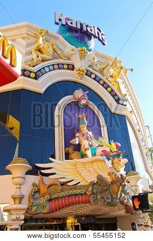 Harrah's Hotel And Casino  In Las Vegas