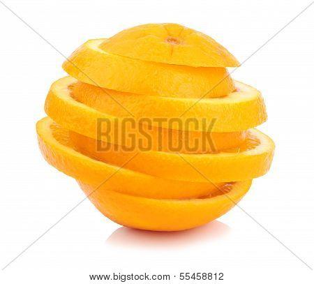 Chopped Orange
