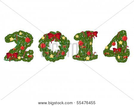 Wreath numbers