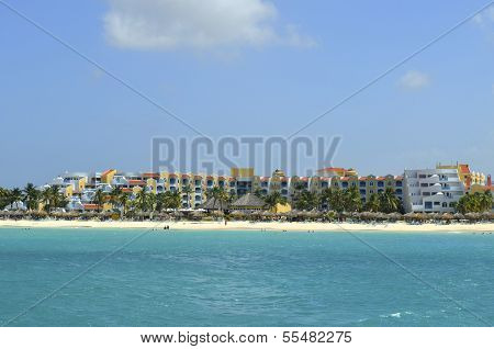 Beachfront Condominiums