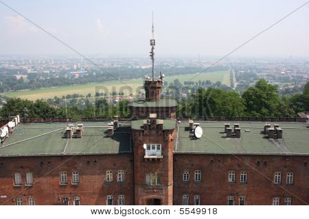 City View And Old Building