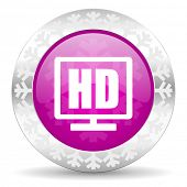 hd display christmas icon
