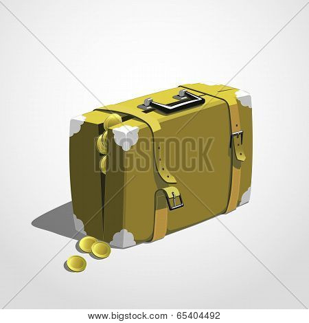 Case full of money 01