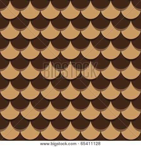 Pine Cone Seamless Texture