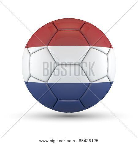 3D - Football - Netherlands