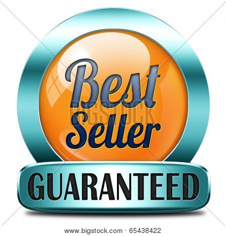 Bestseller label most popular sign popularity label or sticker for best seller or market leader and top product or rating in the charts