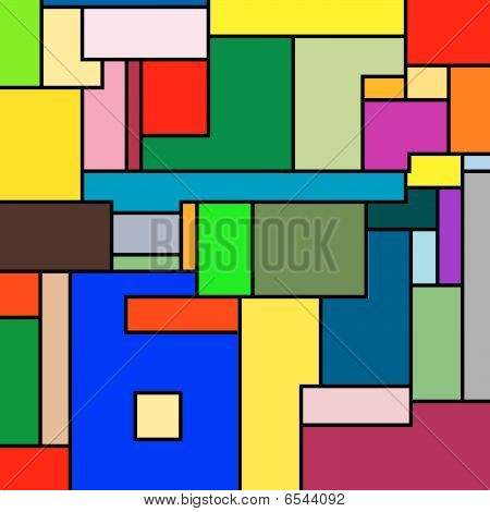 Mondrian Texture