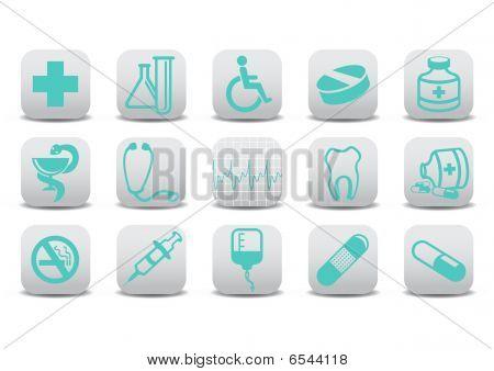 Medecine Icons