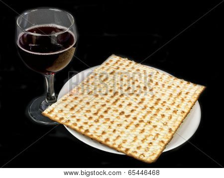 Matzo And Wine