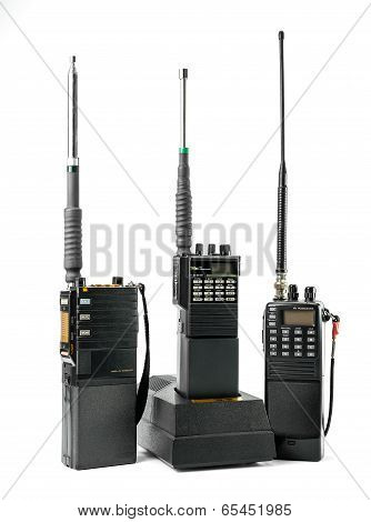 Portable Radio Set