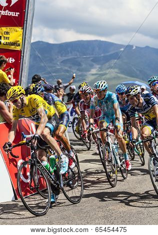 Yellow Jersey- Christopher Froome
