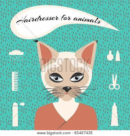 Hairdresser For Animals