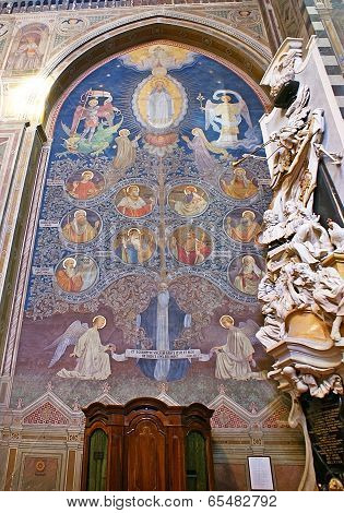 The Basilica Interior