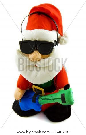 Santa's Rock And Roll