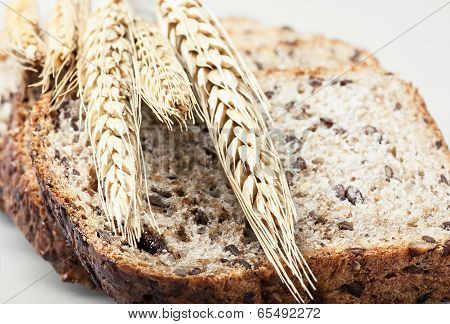 Bread And Wheat