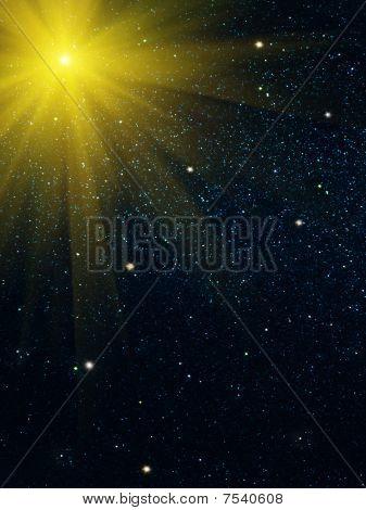 Sky  Sun  Stars