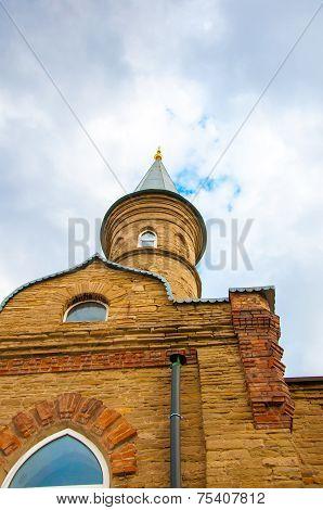 Ramadan Mosque In Orenburg