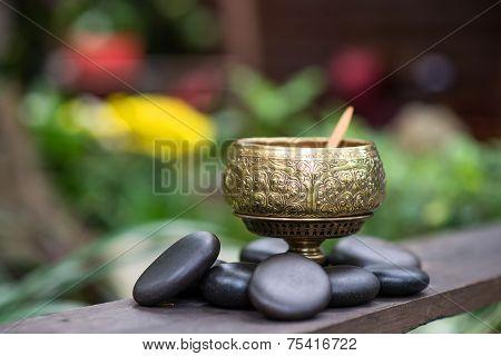 Coffee Scrubb For Spa Massage