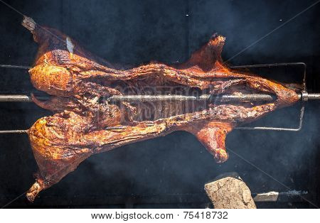 Baked Pig