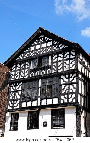 Tudor House, Chester.