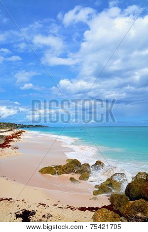 Crane Beach, Barbados