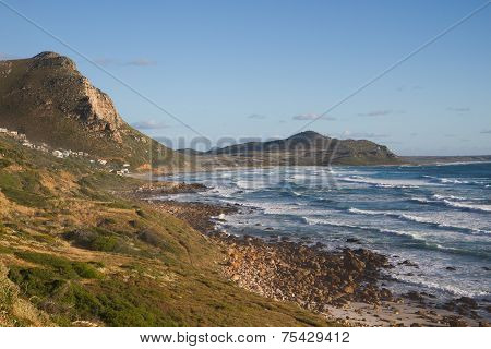 Exposed Atlantic Shoreline