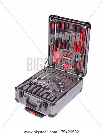 Professional tool kit.