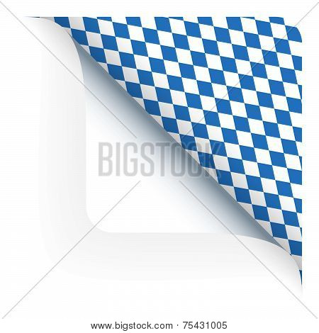 Paper - Top Corner Rounded - Oktoberfest