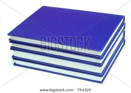 libros de azul