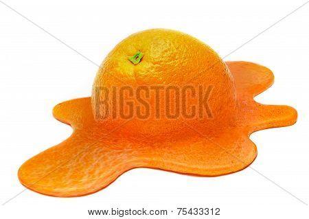 orange melt