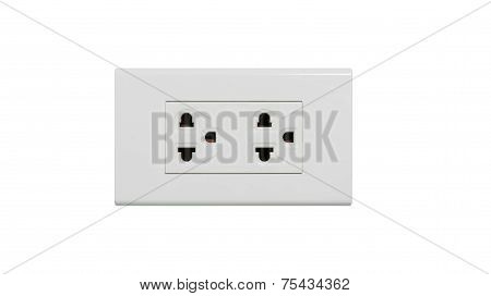 Electrical Outlet Isolated