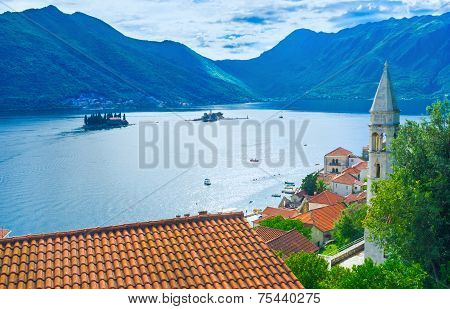 The Coast Of Perast