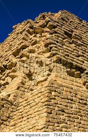 Bricks in the Pyramid of Djoser