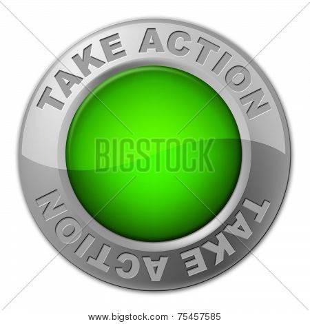Take Action Button Shows Active Knob And Activism