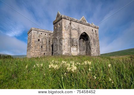 Hermitage Castle, Scottish Borders