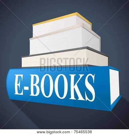 E Books Shows World Wide Web And Fiction