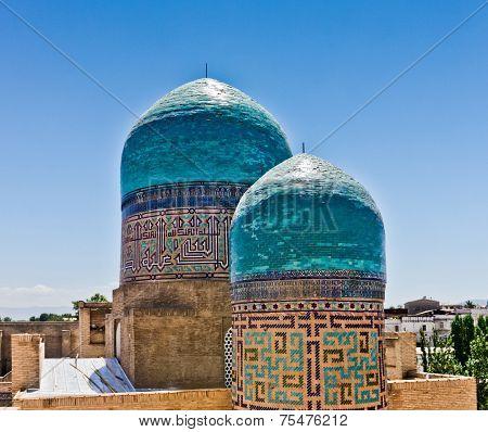 Necropolis Domes