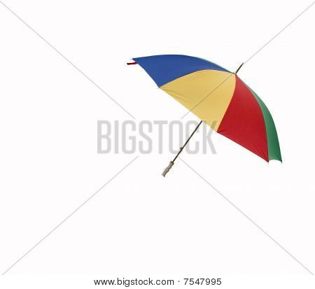 umbrella white background
