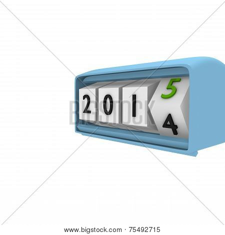 New Year Concept 2015